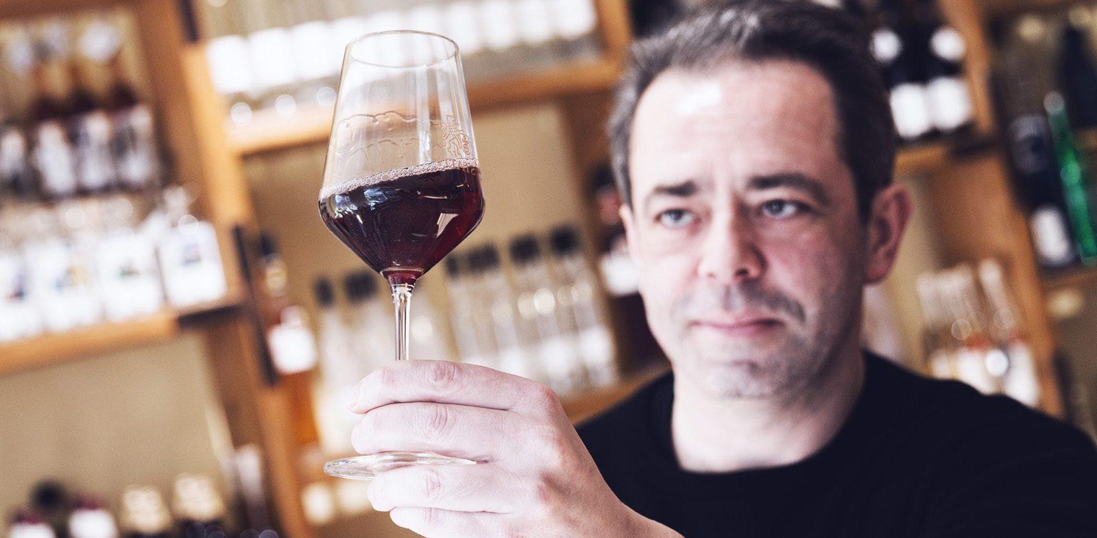 Wein kennenlernen